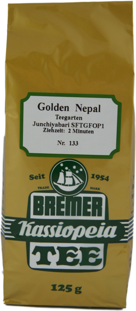 Golden Nepal FTGFOP, Tg. Junchiya Bari