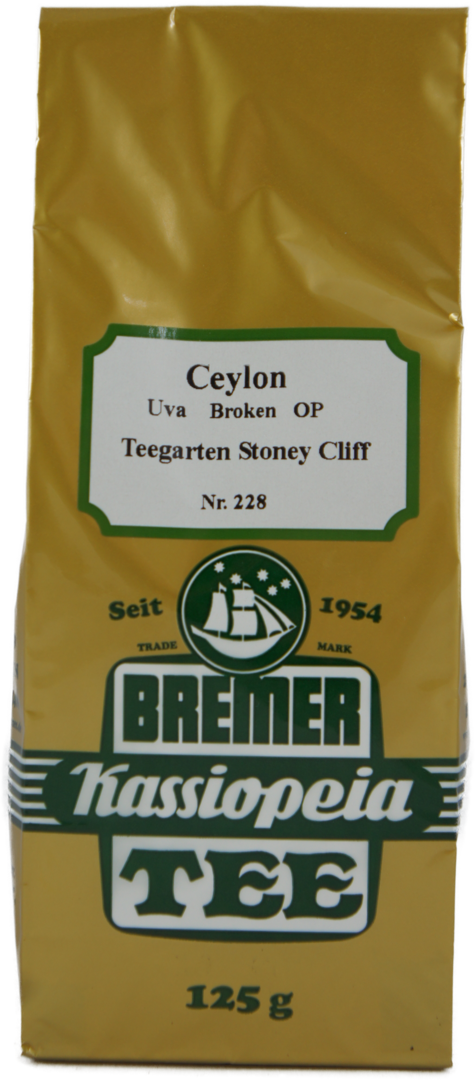 Ceylon  BOP, Tg. Stoney Cliff