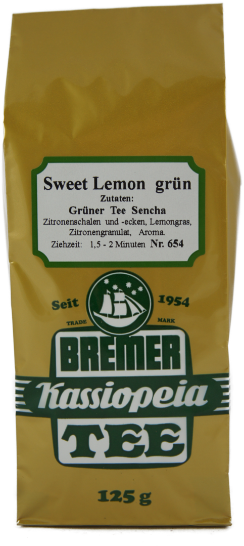 Sweet Lemon - Grün